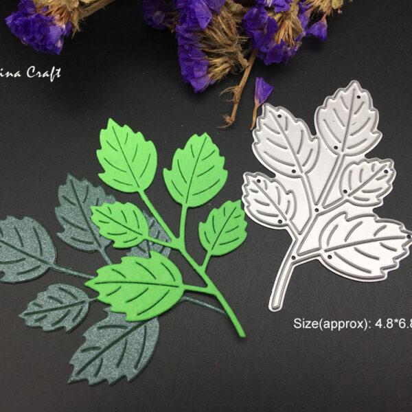 Leaf Die Cut