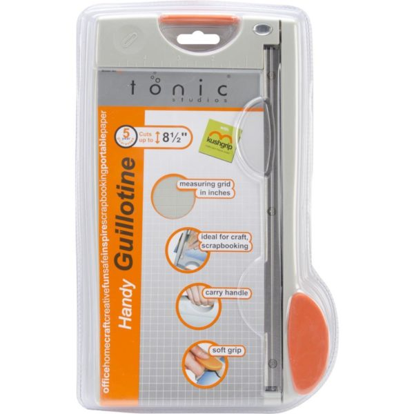 "Tonic Guillotine- 6""x8.5"""