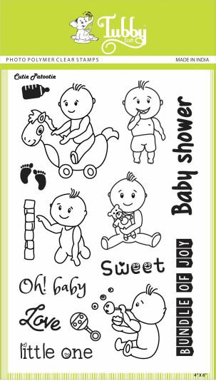 Cutie Patottie - Stamp