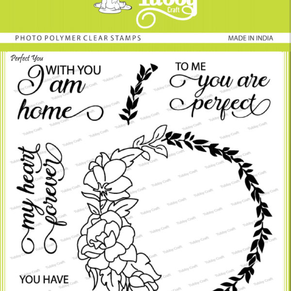 Perfect You - Stamp