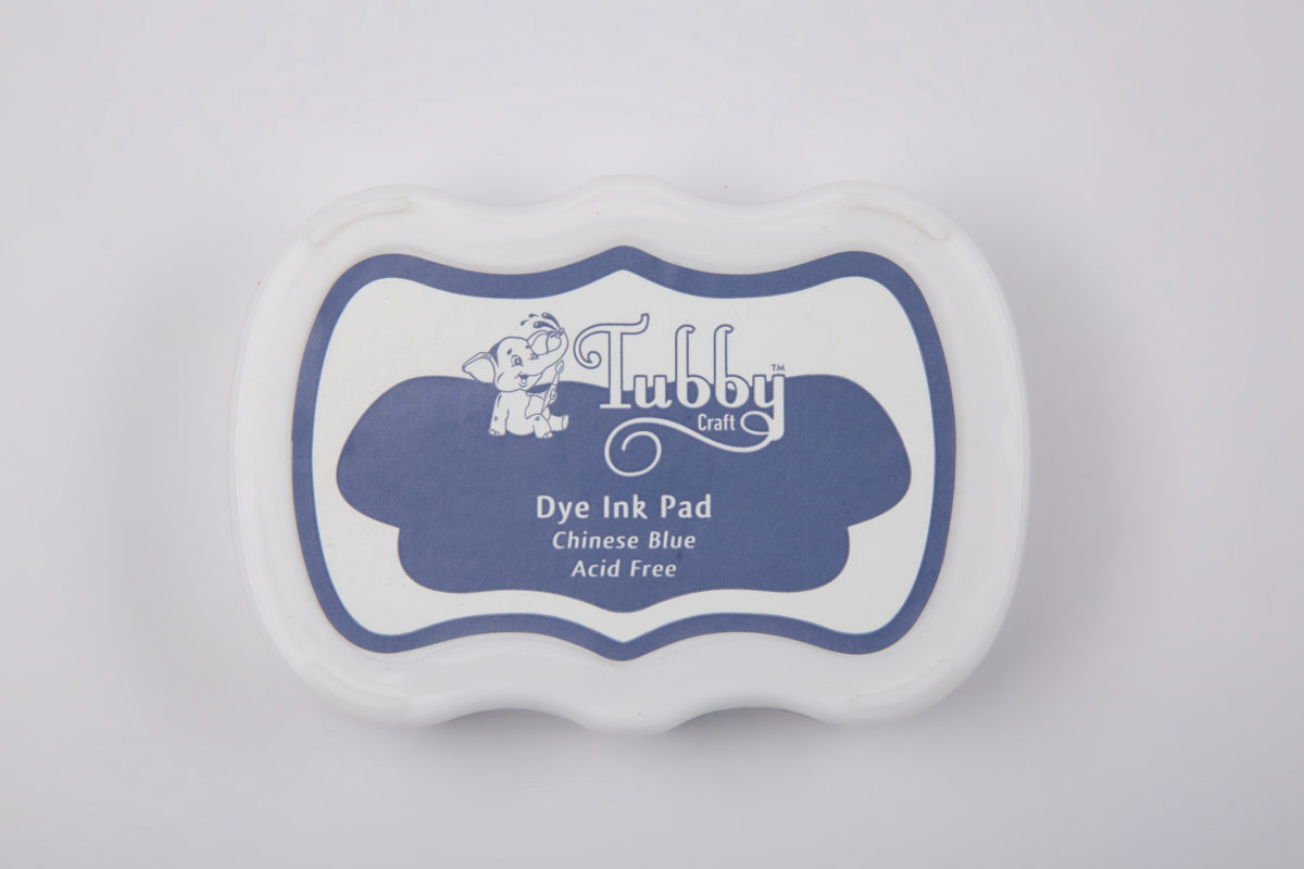 Chinese Blue - Dye Ink Pad