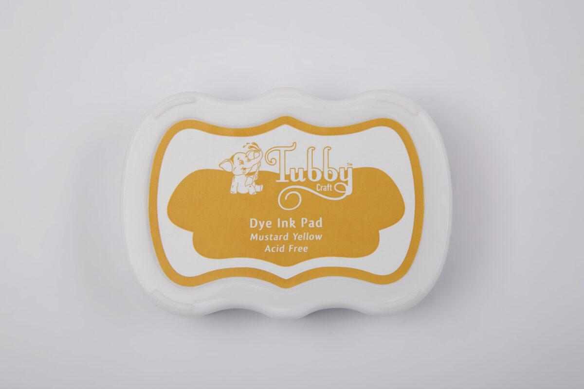 Mustard Yellow - Dye Ink Pad