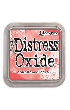 Abandoned Coral- Distress Oxide
