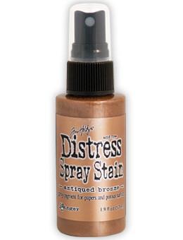 Antique Bronze- Distress Spray Stain