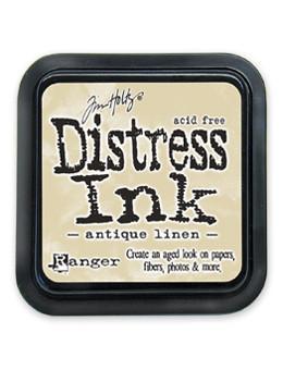Antique Linen- Mini Distress