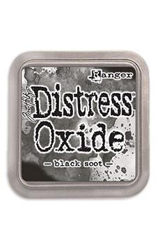 Black Soot- Distress Oxide