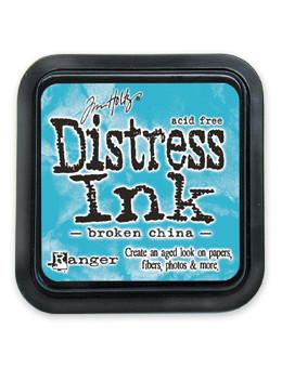 Broken China- Mini Distress