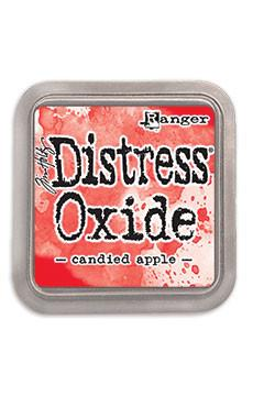 Candied Apple- Distress Oxide