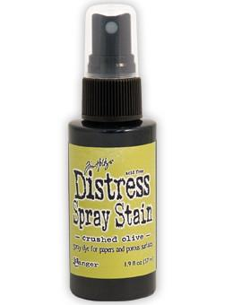 Crushed Olive- Distress Spray Stain