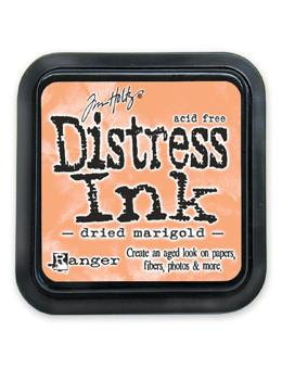 Dried Marigold- Mini Distress