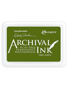 Fern Green- Archival Ink