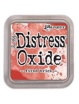 Fired brick- Distress Oxide