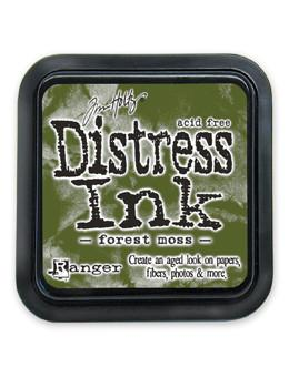 Forest Moss- Mini Distress