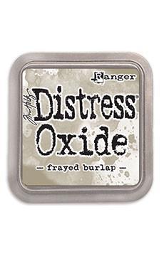 Frayed Burlap- Distress Oxide