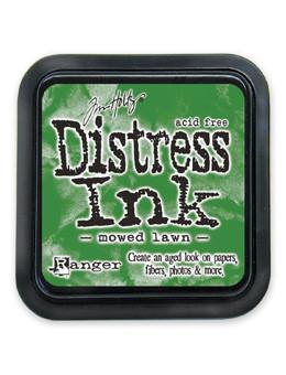 Mowed Lawn- Mini Distress