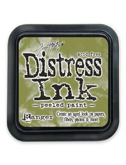 Peeled Paint- Mini Distress