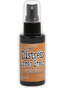 Rusty Hinge- Distress Spray Stain