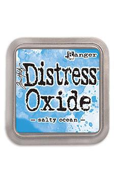 Salty Ocean- Distress Oxide