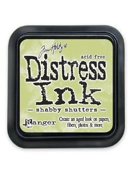 Shabby Shutters- Mini Distress