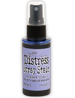 Shaded Lilac- Distress Spray Stain