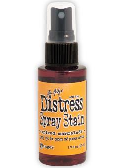 Spiced Marmalade- Distress Spray Stain