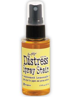 Squeezed Lemonade- Distress Spray Stain