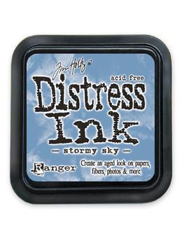 Stormy Sky- Mini Distress