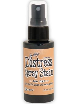 Tea Dye- Distress Spray Stain