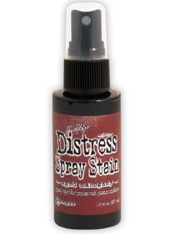 Aged Mahagony- Distress Spray Stain