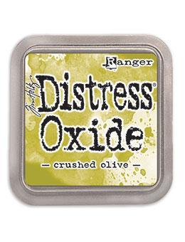 Crushed Olive- Distress Oxide