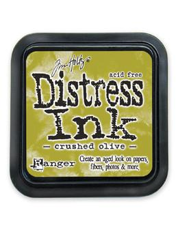 Crushed Olive- Mini Distress