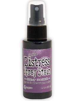 Dusty Concord- Distress Spray Stain