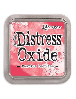 Festive Berries- Distress Oxide