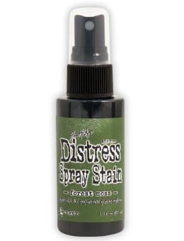 Forest Moss- Distress Spray Stain