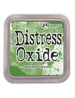Mowed Lawn- Distress Oxide