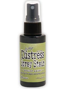 Peeled Paint- Distress Spray Stain