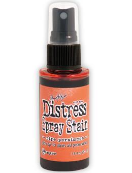 Ripe Persimmon- Distress Spray Stain