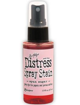 Spun Sugar- Distress Spray Stain