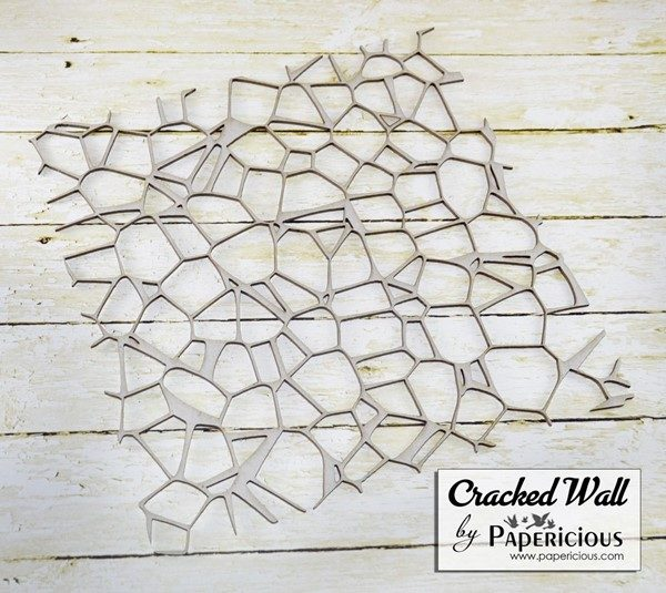 Cracked Wall - Chppis Pattern
