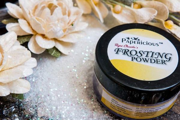 Rajni Chawla's Frosting Powder - Papericious
