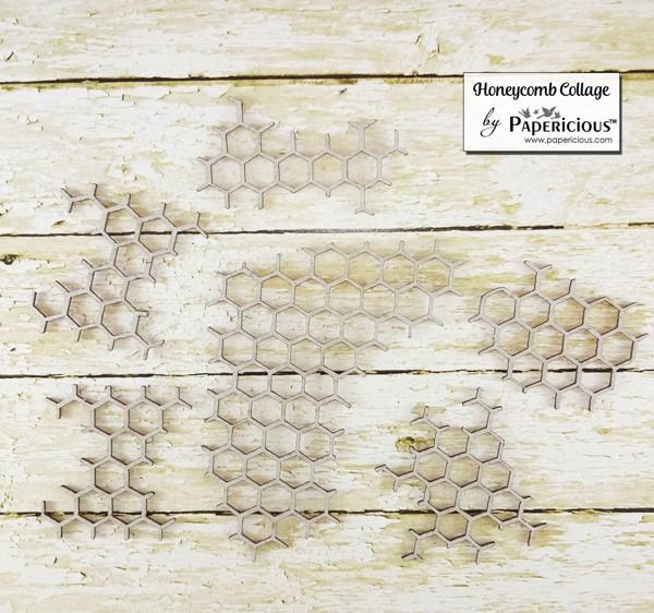Honey Comb - Chippis Collage