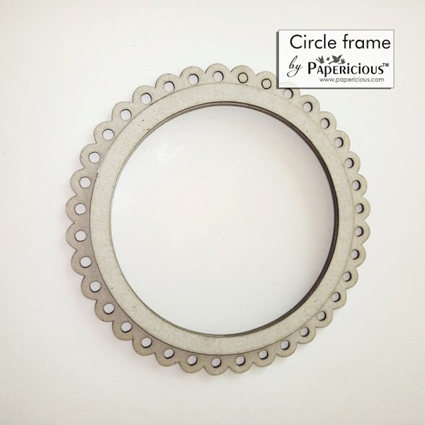 Circle Frame Shakers