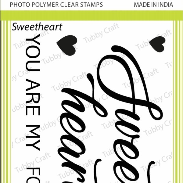 Sweetheart - Stamp