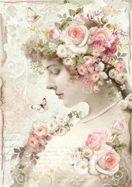 Floreai profile roses - A4