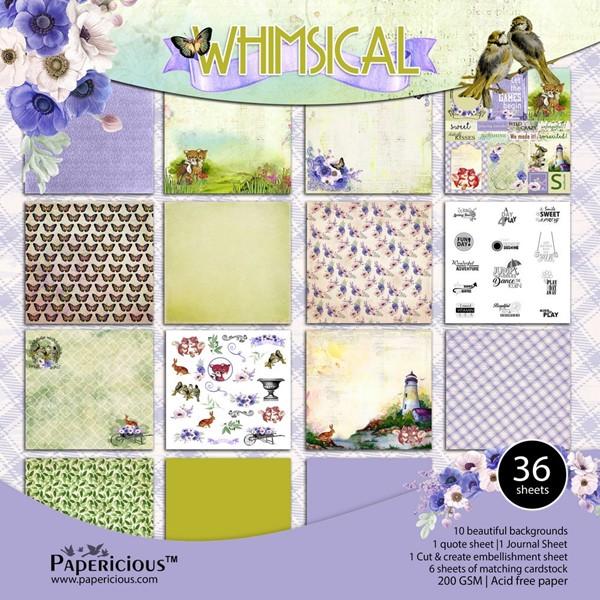 Whimsical 12x12
