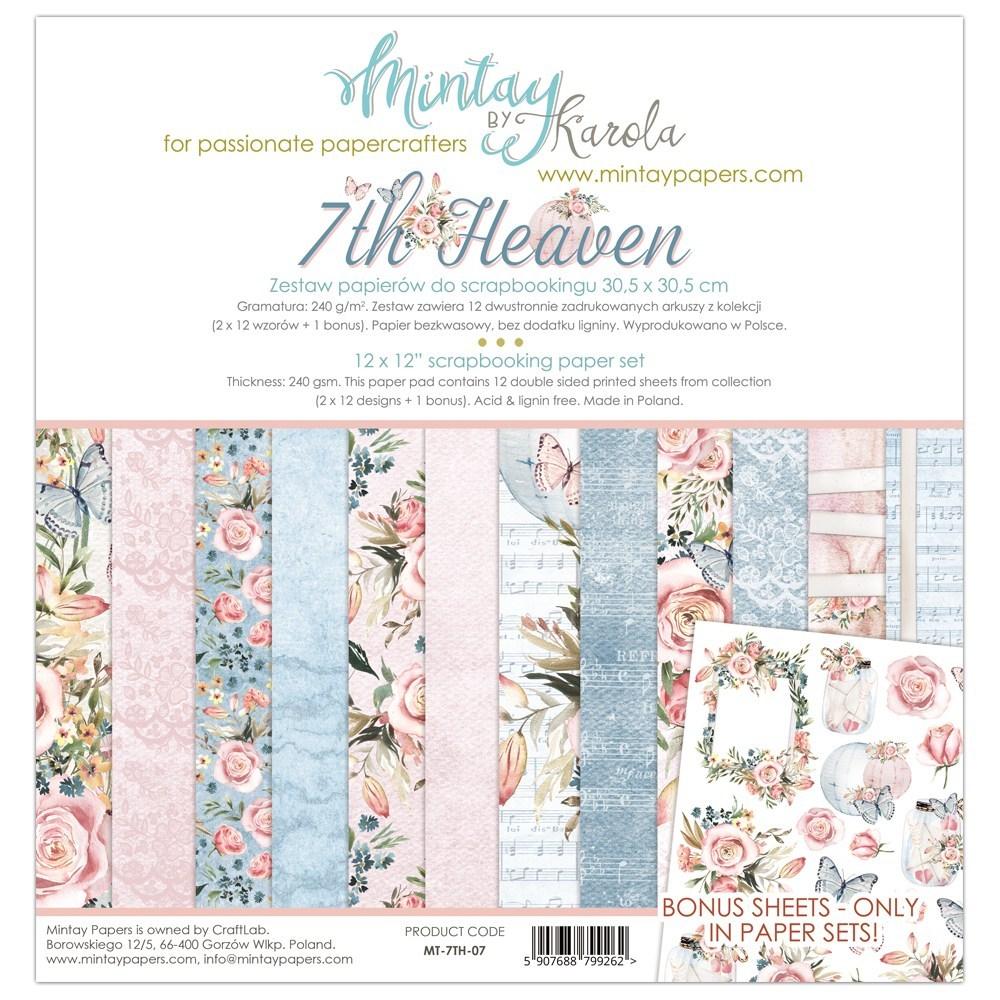7th Heaven - 12x12 Paper Pack