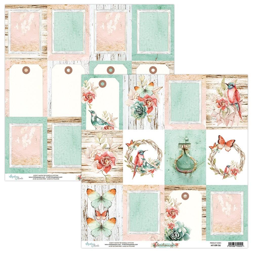 Birdsong - 12x12 Paper Pack