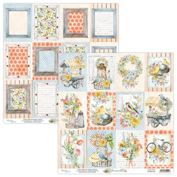 Bloomville - 12x12 Paper Pack