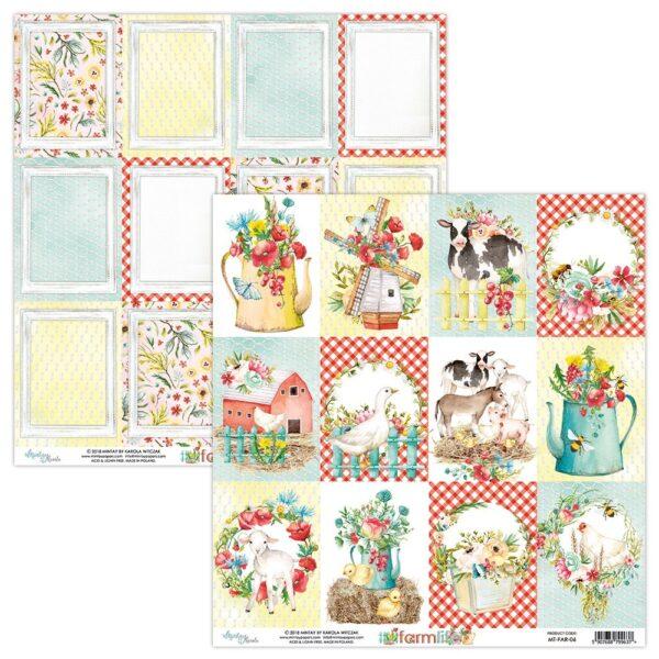 Farmlife - 6x6 Paper Pack