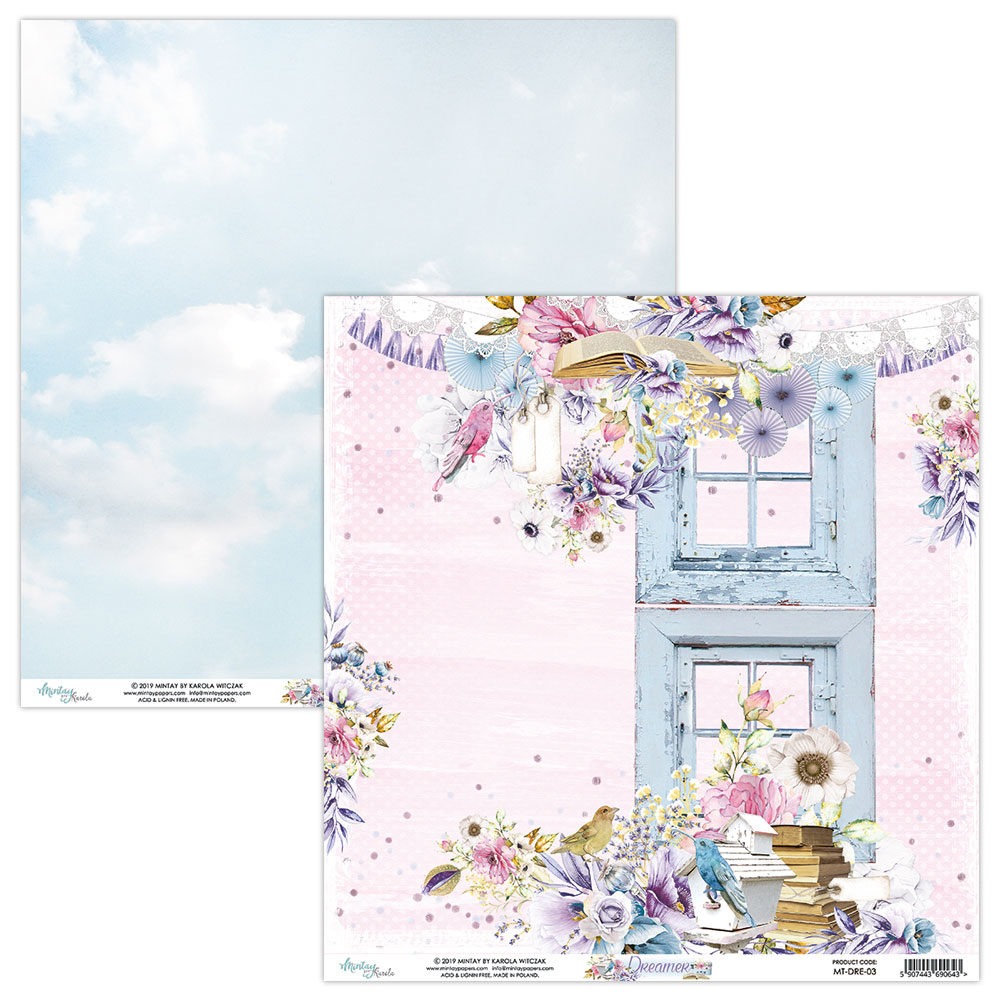 Dreamer - 12x12 Paper Pack